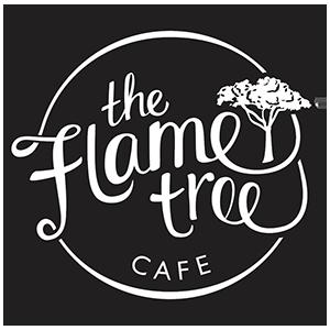 Flame Tree Cafe Logo